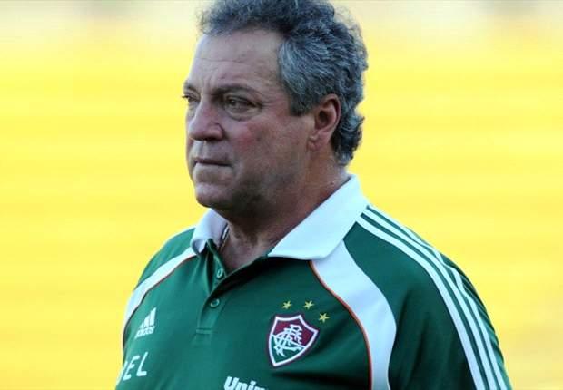 Presidente do Flu afirma que clube não quer perder Abel Braga