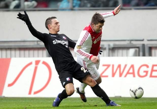 FC Utrecht wint opnieuw van Ajax