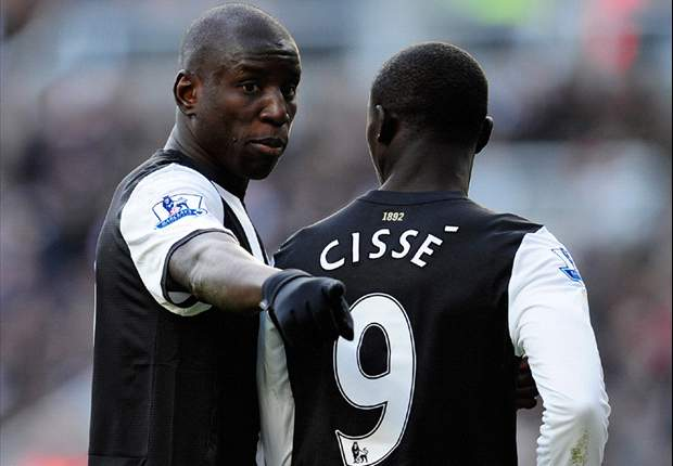 Newcastle duo Ba and Cisse may not go to Olympics