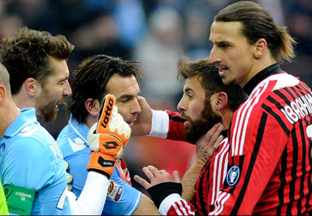 Ibrahimovic didn't deserve three-game ban, but it was impossible to overturn his suspension - former Serie A referee on Zlatan missing AC Milan v Juventus