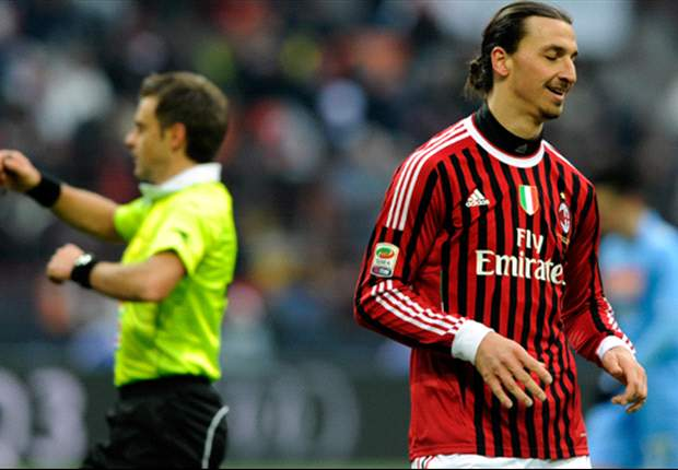 If Zlatan Ibrahimovic is suspended for Juventus Scudetto showdown, then bet against AC Milan retaining the title