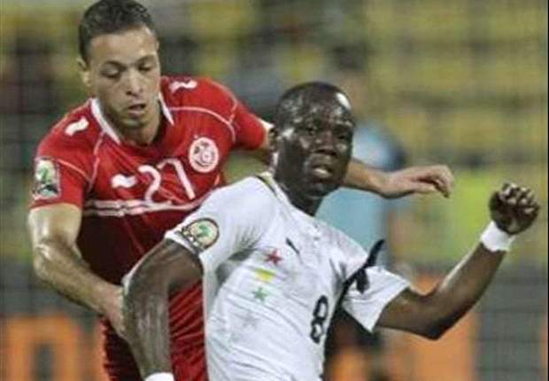 Ghana 2-1 Tunisia: Mathlouthi blunder sends Black Stars into Afcon semi-finals