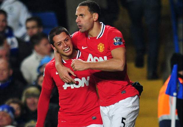 'Away performances show our title determination' - Rio Ferdinand
