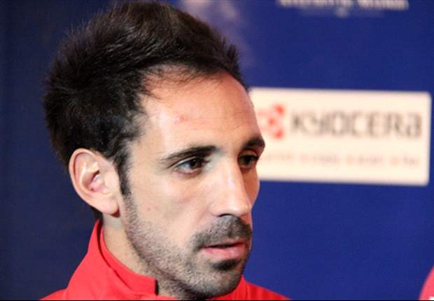 Juanfran eager for Falcao replacement