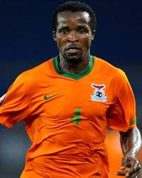 Joseph Musonda, Zambia International