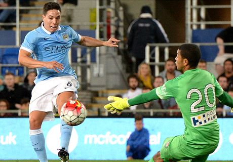 Nasri stunner clinches narrow win