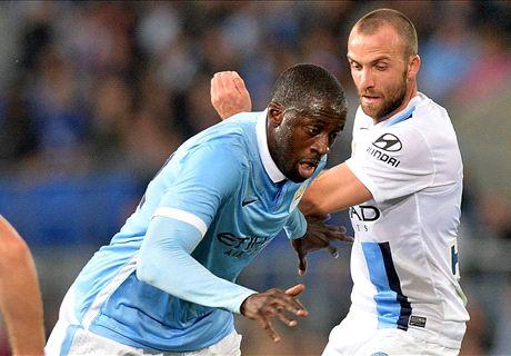 REPORT: Man City 1-0 Melbourne City