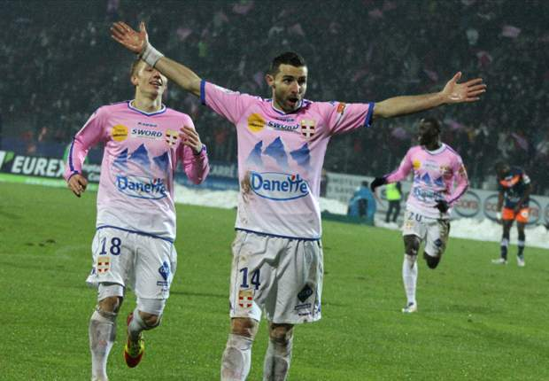 Ligue 1- Ca passe aussi pour Evian