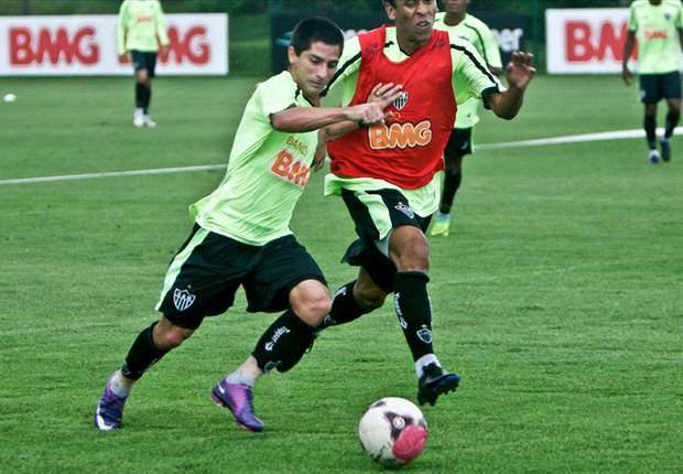 Danilinho e Bernard desfalcam o Atlético Mineiro