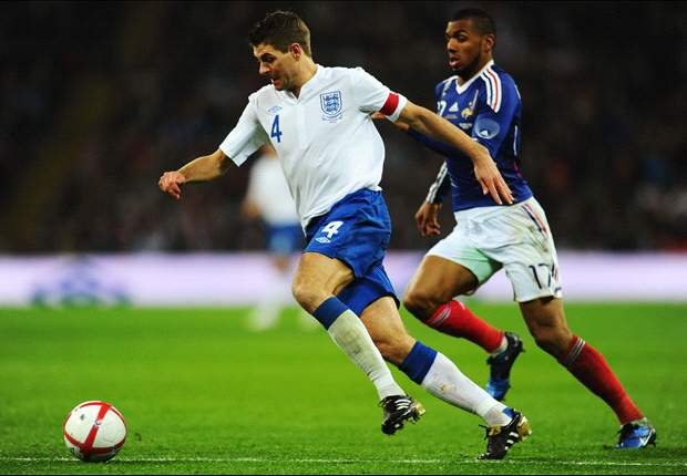 Steven Gerrard feels Fabio Capello exit could lift England going into Euro 2012