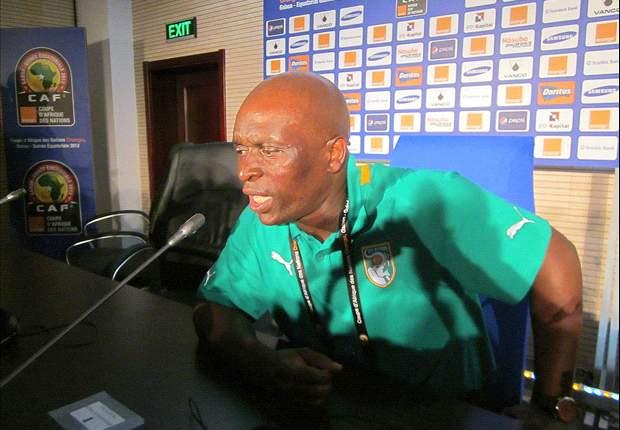 Cote d'Ivoire coach Francois Zahoui: I am still in command