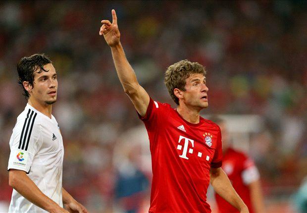 Bayern Munich 4 Stars Bayern Munich 4-1 Valencia