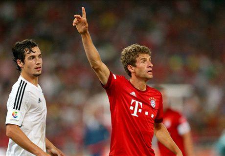 Match Report: Bayern 4-1 Valencia