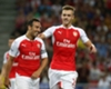Chambers 'not down' over Arsenal role