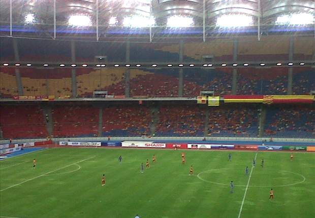 Friendly match to be played at the National Stadium