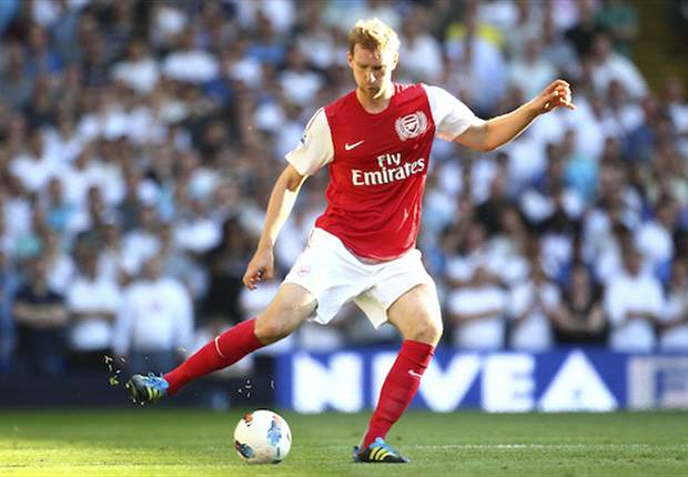 Per Mertesacker Senang Pindah Ke Arsenal