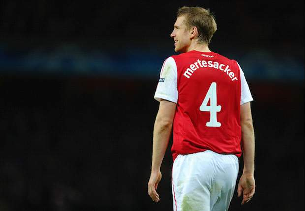 Mertesacker hails Arsenal belief after win over Liverpool