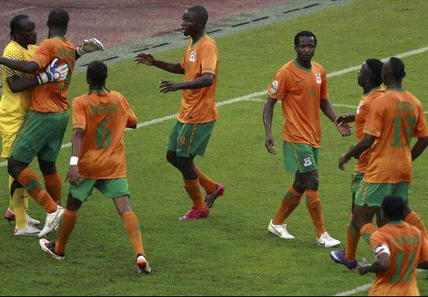 2012 Africa Cup of Nations Team of the Tournament