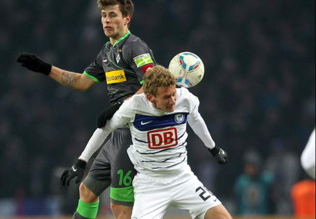 Hertha Berlin 0-2 Borussia Monchengladbach (AET): Extra-time strikes from Daems & Wendt edge visitors into last four of DFB-Pokal