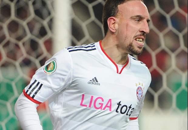 Ribéry não pensa em sair do Bayern