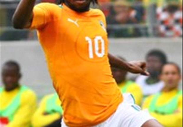 Ivory Coast 2-1 Togo: Gervinho saves face for the Elephants with winner against a plucky Togo