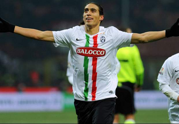 Caceres could miss Juventus' trip to Fiorentina - report