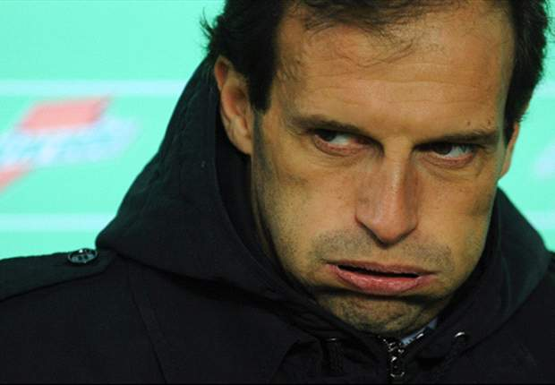 Allegri still believes AC Milan will win Serie A title
