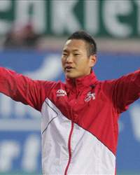 Tae-Se Jong, North Korea International