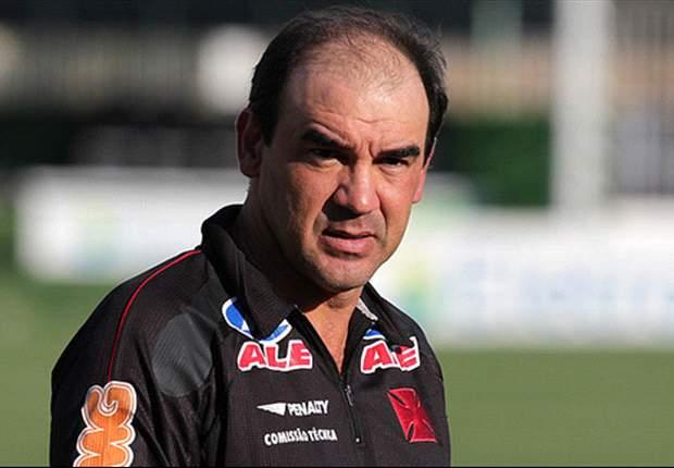 Após mais de um ano, Ricardo Gomes volta para o Vasco