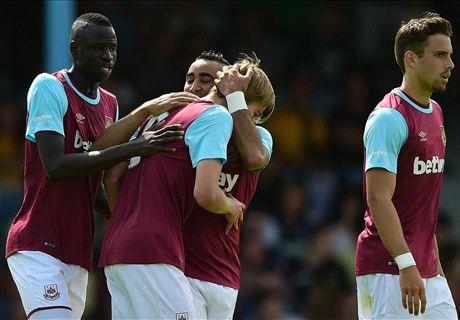 REPORT: Southend 2-3 West Ham