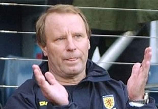 Der ehemalige schottische Nationaltrainer: Berti Vogts