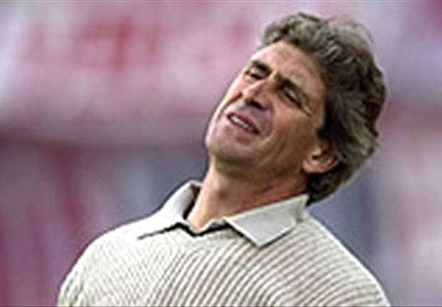 Manuel Pellegrini no tuvo los mejores números en el fútbol chileno