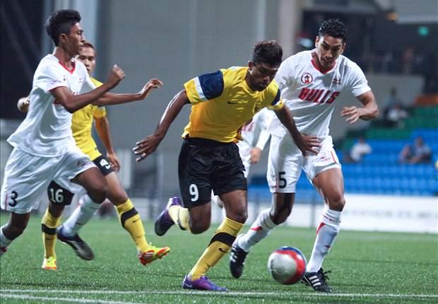Harimau Muda A 1-2 Gombak United: Young Tigers beaten by Gombak