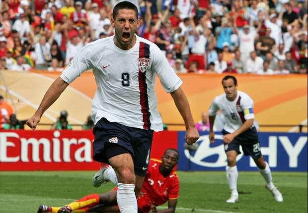 Clint Dempsey's Diary: Playing and scoring in the World Cup was the ultimate dream