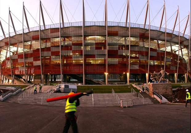 EURO 2012 Stadionguide: Nationalstadion in Warschau
