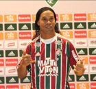 Ronaldinho set for Fluminense debut