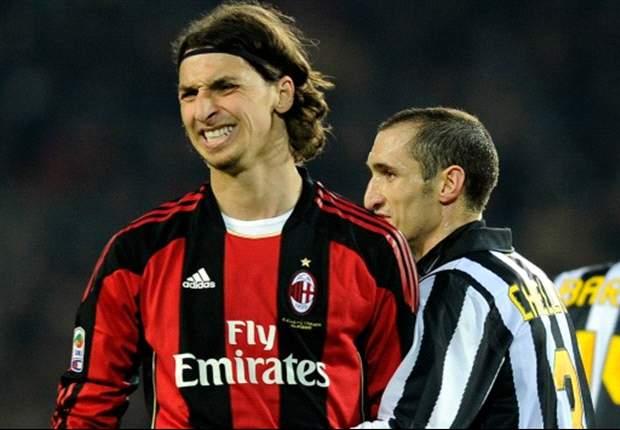 Chiellini warns Juventus that there's more to AC Milan than Ibrahimovic