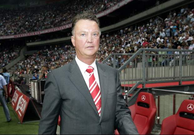 Van Gaal in the frame for Lazio coaching job - report