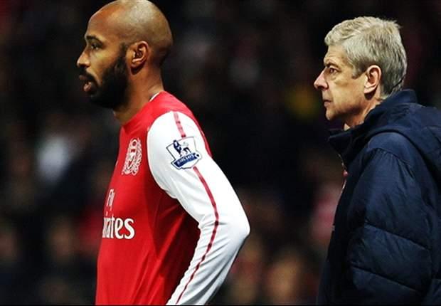 Tra Henry e l'Arsenal è un amore senza fine: il francese si allenerà con i Gunners a Dicembre, si profila un altro ritorno a Londra