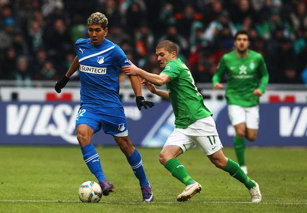 Hoffenheim: Roberto Firmino droht lange Pause