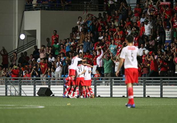 LionsXII 3-1 Negeri Sembilan: Goals by Shahril Ishak and Shahdan Sulaiman give the Singapore side the win