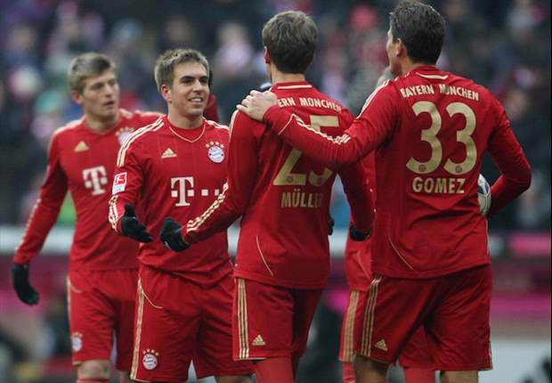 Not for sale! Bayern tell Barcelona, Chelsea & Inter that Germany trio are going nowhere