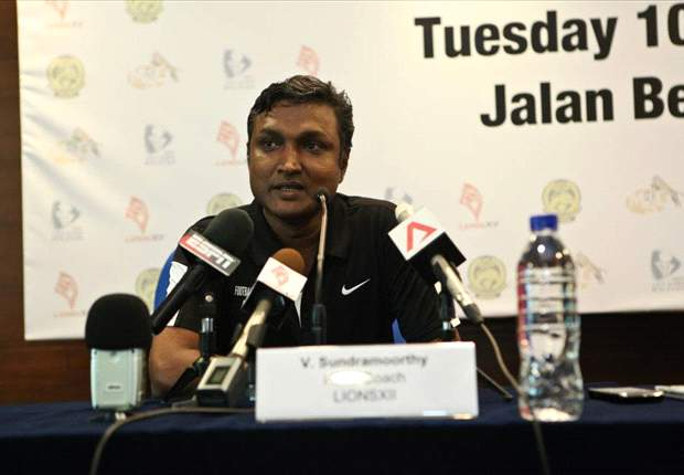Lions coach V.Sundramoorthy: This is the best performance out of the seven games