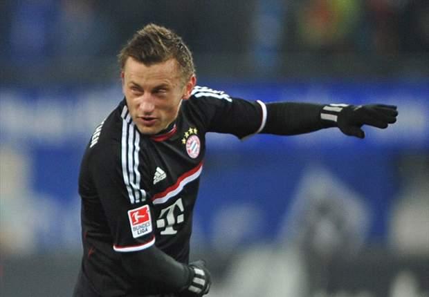 Wolfsburg seal deal for Bayern Munich striker Olic - report