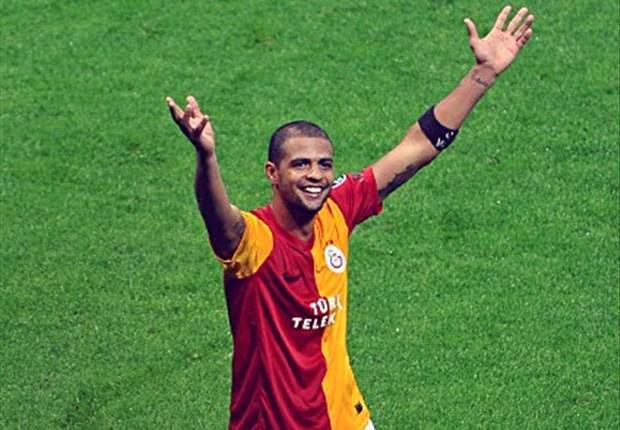 Galatasaray leent Felipe Melo opnieuw