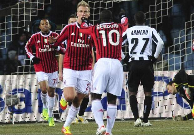 Maxi Lopez delighted by 'dream' goal for AC Milan against Udinese