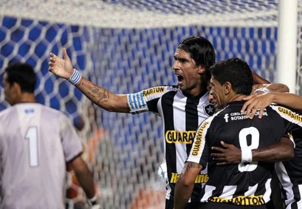 Sebastián Abreu se queda en Botafogo