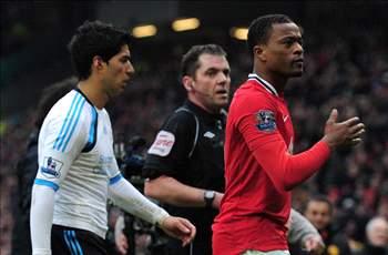 DEBAT: Luis Suarez Atau Patrice Evra - Siapa Yang Bersalah Dalam Duel Manchester United 2-1 Liverpool?