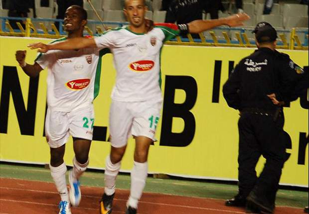 MC Alger president and coach handed severe bans