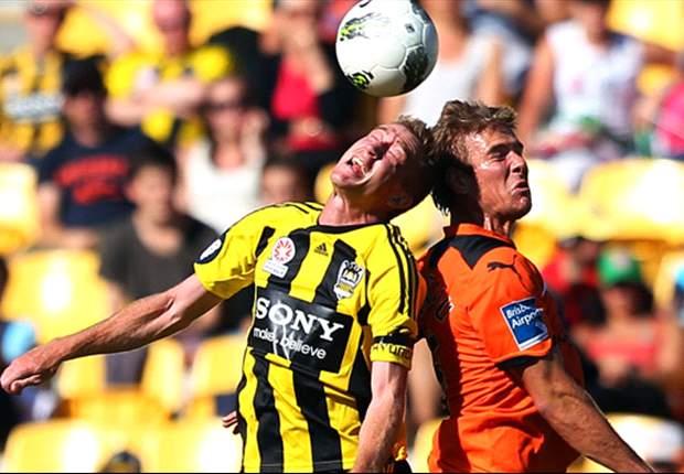 A-League preview: Wellington Phoenix v Brisbane Roar